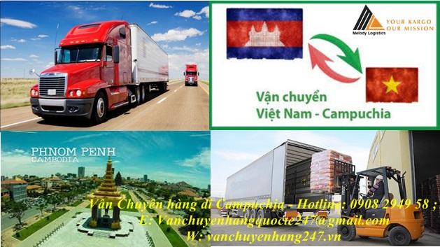 Vận chuyển hàng đi Campuchia ở đâu giá rẻ