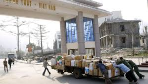 Vận chuyển hàng từ Trung Quốc về Việt Nam tiểu ngạch